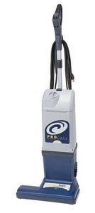 "ProTeam, ProCare 15, Commercial Grade, 2 Motor, Upright, HEPA, Vacuum Cleaner, 1160 Watts, 96 CFM, 72"" Inches, Water Lift, 77 dB, Decibles, 16 Lbs, 5 Year Warranty"
