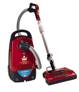 Bissell, 6900, DigiPro, Canister, HEPA, Vacuum Cleaner, with Onboard Tools, and Extra Bags