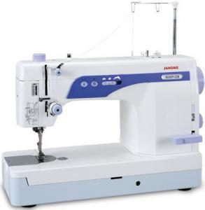 "Janome, 1600P DB, 5.5x9"" Longarm Straight Stitch, Sewing Machine, 1600P-DB,  Viking, Pfaff, Elna, Babylock"