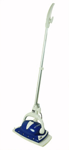 Monster EZ1, EZ1XL, Floor, EZ1, Steam Mop, and, Hard Floor Cleaner, 1000W, 266F, 3.5 Bar, 12&quot; Cleaning Path, 3 Cloth Towels, 25' Cord, 9 Pounds