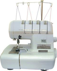 RX3044, Rex, Serger, Overlock, White 2000ats. Superlock - Refurbished AS IS