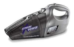 Dirt Devil M0944 Extreme Power Wet/Dry Rechargeable Hand Vac