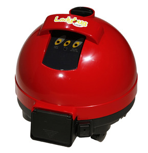 LadyBug PC-2150 Dry Vapor Steam Cleaner, Lady Bug 1500 Watts, 12 Amps, 58PSI, 285º F, 15Lbs