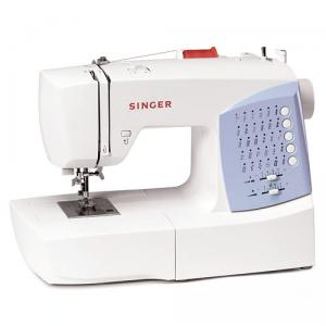 Singer 7422FS 30 Stitch Advance Freearm Full Sized Auto Tension Computer Sewing Machine, 2x 1Step Buttonholes, Top Bobbins, Auto Needle Up,Threader, 5 Feet  , Singer 7422FS Advance &amp; FREE $50Case, 30 Stitch Full Size Auto Tension Computer Sewing Machine, 2x1Step Buttonhole TopBobbins NeedleUp Threader 5Feet