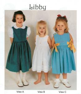 Childrens Corner Libby Pattern