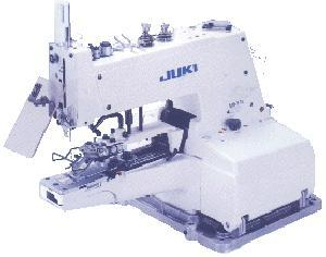 Juki MB-373U Chainstitch Buttonsewer Industrial Sewing Machine &amp; Power Stand