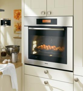 "Miele H4881BP 30"" MasterChef Single Oven"