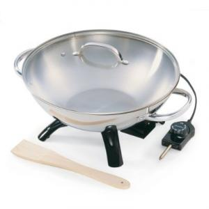 Presto 05900 Stainless Steel Electric Wok