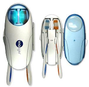 VIOlight VIO290 DUO UV Light Toothbrush Sanitizer