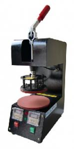 "Ricoma HP-08P Plate Heat Press Machine 0 - 240°F, 0-999 Seconds, for Example: Ceramic Type Plates, up to 8"" Diameter, 4.92"" Base Ring Diameter"