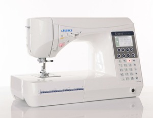 "F300, Juki F-300, Juki, HZL-F300, Exceed, 106 Stitch, Computer Sewing, Quilting, Home Dec, Machine, 8x12 Surface, 3 Alpha  Letter  Fonts, 16 1-Step, Button Holes, Threader, Trimmers, Juki HZL-F300 Exceed 106 Stitch Computer Sewing Quilting Machine, 8"" Arm, 12"" Bed,  3 Fonts, Start Stop, 16 BH, Walking Foot, Attachment, Juki HZL F300 Exceed, KneeLift, Walking Foot, ExtTable, Case, 106 Stitch Computer Sew Quilt Machine, 8""Arm, 12""Bed,  3 Fonts, Start Stop, 16 Buttonholes"