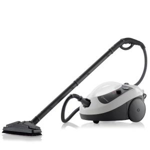 Reliable, E5, Enviromate, Steam Cleaner, CSS, continuous steam system, Continuous Fill, 9 Cup, 320º F, 58 PSI 19 Lbs, Hose, Wands, Floor, Carpet, Uph, Squeege Tools, Nylon Brass Brushes