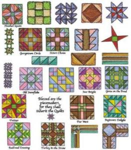 Amazing Designs  SHV ER1 Eileen Roche Quilt Connection Collect 1 Viking SHV Format