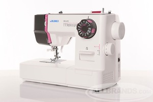 Juki, HZL-27Z, HZL27Z, Compact, Lightweight, Freearm, Mechanical, Sewing Machine HZL27Z, 22 Stitches, Buttonholes, Drop In Bobbin, Needle Threader, 7 Point Feed