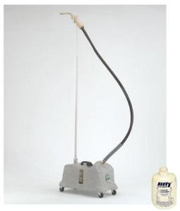 Jiffy Steamers, J-4000W,  with 7.5' Hose , Proline, Commerical, Wig Steamer, 1500W,  Made in USA, Helps Clean, Freshen, Remove Wrinkles