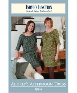 Indygo Junction IJ834 Afternoon Dress S-2XL Pattern