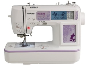 "Brother, NV950D, babylock, Sofia 2, BL137A2, 129 Stitch, Sewing, USB Memory Stick, & Card Port, 4x4"" Embroidery Machine, 105 Designs, 35 Disney, 9 Fonts, 7mm Digitizing, Case, 3700 CD"