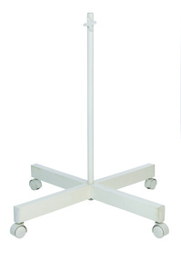 "Daylight U53030 4 Spoke Wheeled Caster Roller Floorstand 29"" Height, 15.5Lbs, for all Daylight & Naturalight Magnifier Lamps"