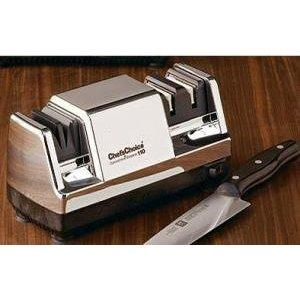Chefs Choice 110 Diamond Hone® Multistage Knife Sharpener - Chrome