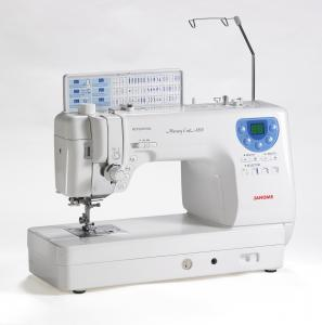 Janome, MC6300P, 846D, mc6500, 6300p, 6500p, 9&quot; inch Arm, Sewing, Quilting, Machine, 1000 SPM, 63 Stitches, 4 Buttonholes, LCD Screen
