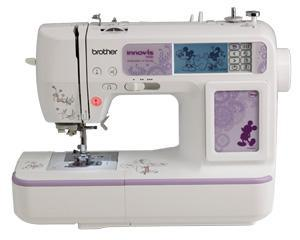 "Brother NV950D, Babylock Sofia2 BL137A2,  129 Stitch Sewing, USB Stick, Card Port 4x4"" Embroidery Machine 105Designs 35Disney 9Fonts 7mmDigitizing, DEMO"