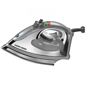 Black &amp; Decker IR008SNA First Impressions Cord Reel Iron