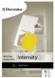 Electrolux EL206A Intensity Upright Bags by Electrolux  6 Pack of Vacuum Bags and 1 Motor Filter