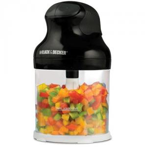 Black & Decker EHC650B Ergo 3-Cup Chopper
