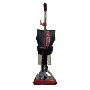 "Oreck OR101DC 12"" Commercial Upright Vacuum, 870 Watt  Motor, Helping Hand Handle, 50' Cord,  Dirt Cup, Magnet Bar, Lifetime Warranty on Fan"