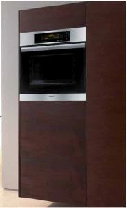 Miele H4684B 24' Single Classic Design Convection Oven, 17 Operating Modes, Favorites Option, Clean Touch Steel, Two Interior Halogen Lights, Signature Handle, European Convection, Master Chef Touch controls, Signature Handle, Perfect Clean, Enamel Interior