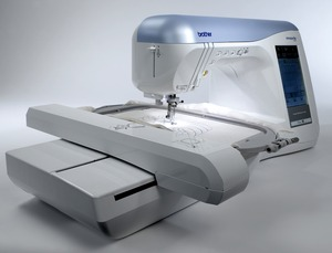 "Brother , NV1500D, Innov-is, babylock esante bln, Brother, NV1500D, 391 Stitch, Sewing, 6x10"" Embroidery, Machine, 151 Designs, 91 Disney, 10 Fonts, 8 Monograms, USB,Cable, ,Card Ports, Auto Trim, Knee Lift, PED-Basic, ( BLN)"