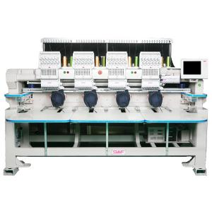 SWF K-UK1504-45 4 Head 15 Needle Tubular Type Automatic Embroidery Machine