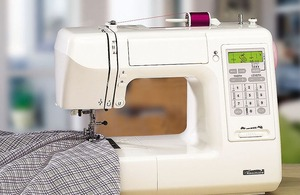 Kenmore, 19233, Best Buy, Sewing Machine, by Janome, 215 Stitches