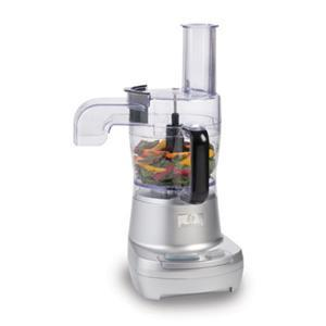 Master Chef MCFP4 - 4 Cup Food Processor, Chop, Knead, Shred, Puree, Slice, Varibale Speed, Auto Shut Off, Safety Lock