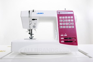 Juki HZL-K65. 5 Year Parts Labor Warranty, E60, E61,  20 Sitch, Computer Sewing Machine, 1 Touch Select, 1 Step Buttonholes, Quick Thread, Top Bobbin,15 Needle Positions