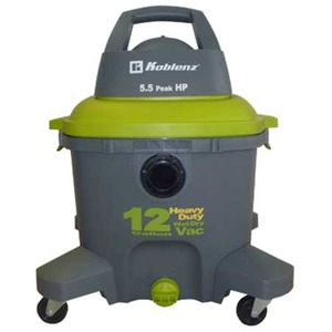 Koblenz Ko-Wd12K Vac, Wet Dry W/ Tools 12 Gallon