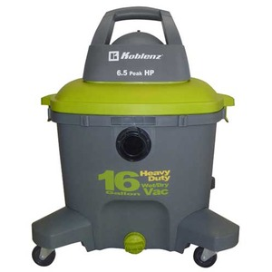 Koblenz Ko-Wd16K Vac, Wet Dry W/ Tools 16 Gallon