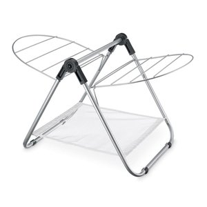 Polder Countertop Clothes Drying Rack, Silver DRY-2030-75