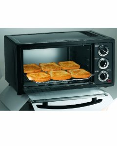 New Hamilton Beach 31508 6-Slice Capacity Toaster Oven