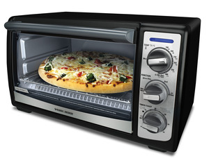 In Stock Black & Decker® TRO4075B Toast-R-Oven