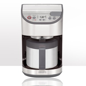 Krups KT611D50, 10 Cup, Thermal, Coffee Maker,
