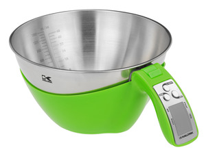 Kalorik, EKS, 39724, L, Lime, Green, iSense, Food, Scale, Battery, Operated