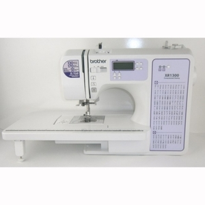 Brother RXR1300 130 Stitch Computer Sewing Machine 8x1Step Buttonholes