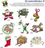 Amazing Designs / Great Notions 1160 Christmas IV Multi-Formatted CD