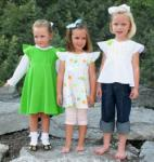 Childrens Corner Lakelin Blouse, Sundress, or Jumper Pattern